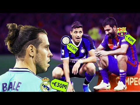 KARİYERİ BATAN En İyi 11 Ft. Gareth Bale, Arda Turan, Alexis Sanchez
