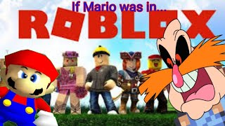 SM64: If Mario was in... Roblox (FANMADE)