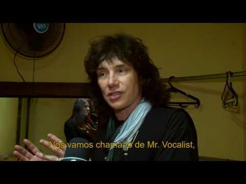 Eric Martin Interview / Entrevista - São Paulo - 23/05/2010