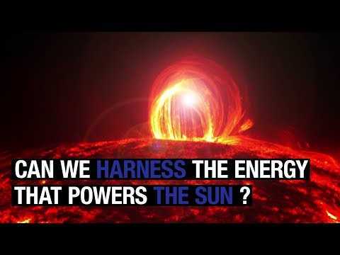 Fusion Energy Conference 2018: Can We Harness the Energy that Powers the Sun?