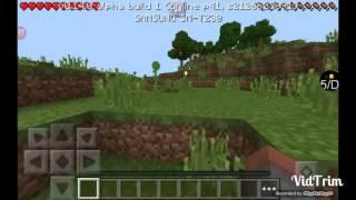 Minecraft pe egemnle kılıç kapışması
