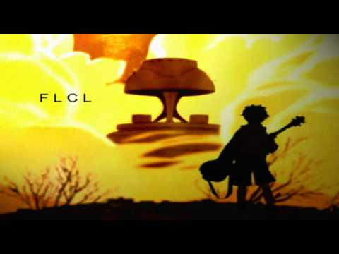 Anime Zone: FLCL (Fooly Cooly) Anime Review