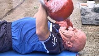 Новый мировой рекорд Вячеслава Хоронеко