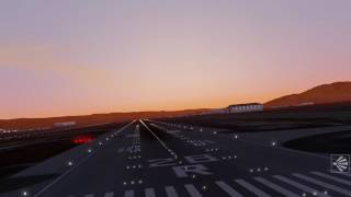 Aerofly 2 FS - Smoothest Landing Ever / Cathay A320 KSFO Approach