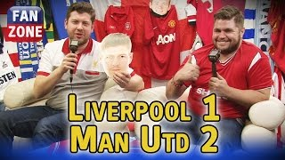FanZone: Liverpool 1-2 Man Utd - Mata brace, Gerrard sent off, Rooney missed penalty & more!