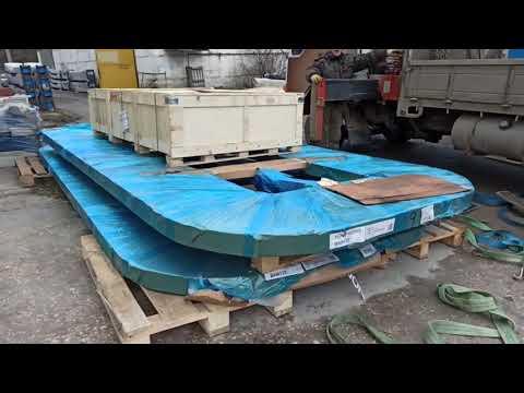 Платформенный стапель NORDBERG BAS12E для кузовных работ