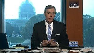 C-SPAN Caller Calls Obama N*gger