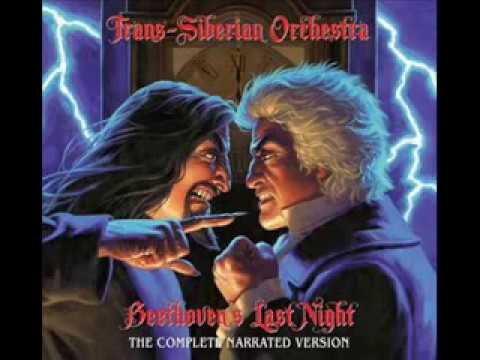 Trans Siberian Orchestra - Beethoven's Last Night and the Castle of Night