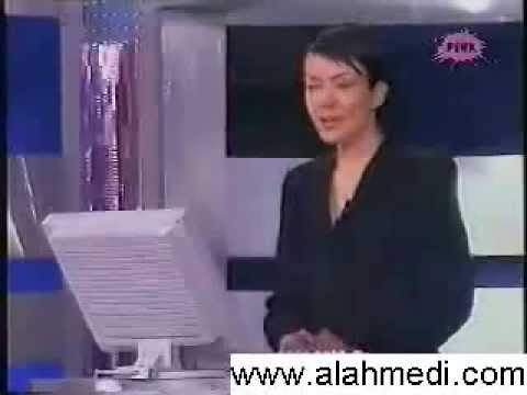 A TV host dies in live