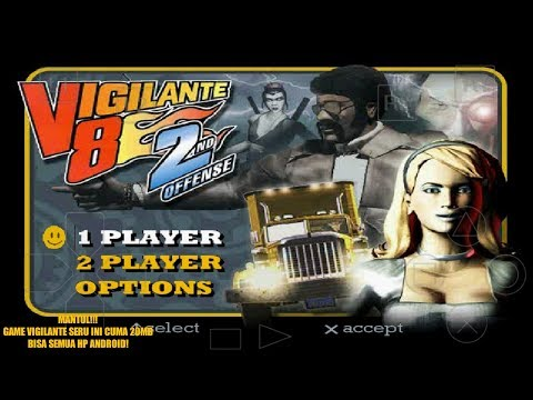 Cara Bermain Game Vigilante 8 2nd Offense PS1 Di Android - 동영상