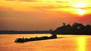 Более 200 метров до дна. Самая глубокая река в мире - Конго