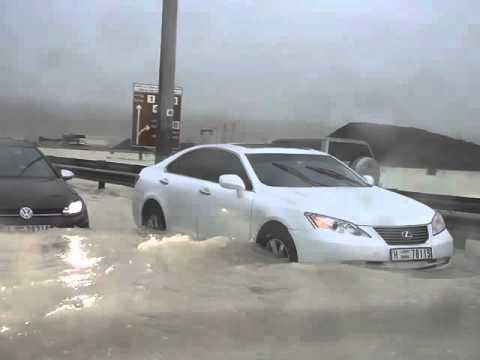 Потоп в пустыне