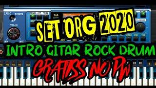 SET ORG 2020 INTRO GITAR ROCK DUT GRATIS