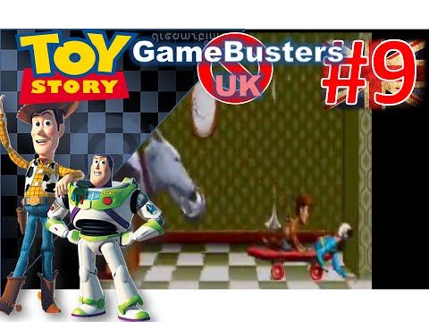 Toy Story Roller Bob Toy Story Playthrough 9 Roller