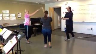 Rob Amchin--Bulgarian melody with choreography--West Cheste