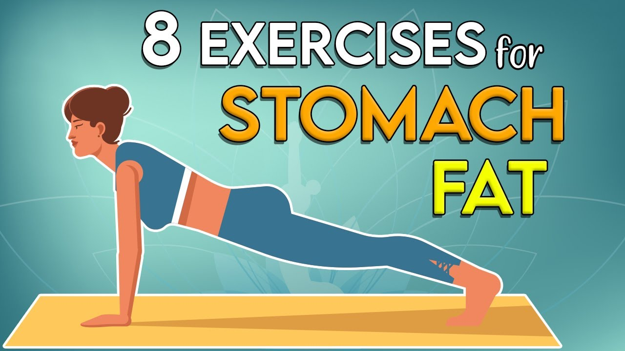 Download 8 Best Exercises To Shrink Stomach Fat Fast - HealthPedia