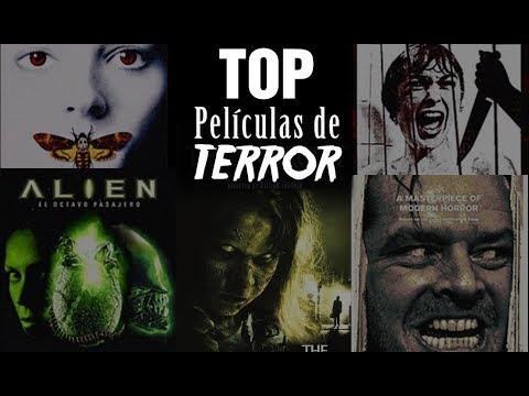 Las mejores películas de terror de la historia