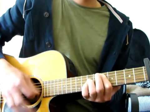 [Learnig Lesson] #3 My Heroine (Acoustic) original performed by: Silverstein