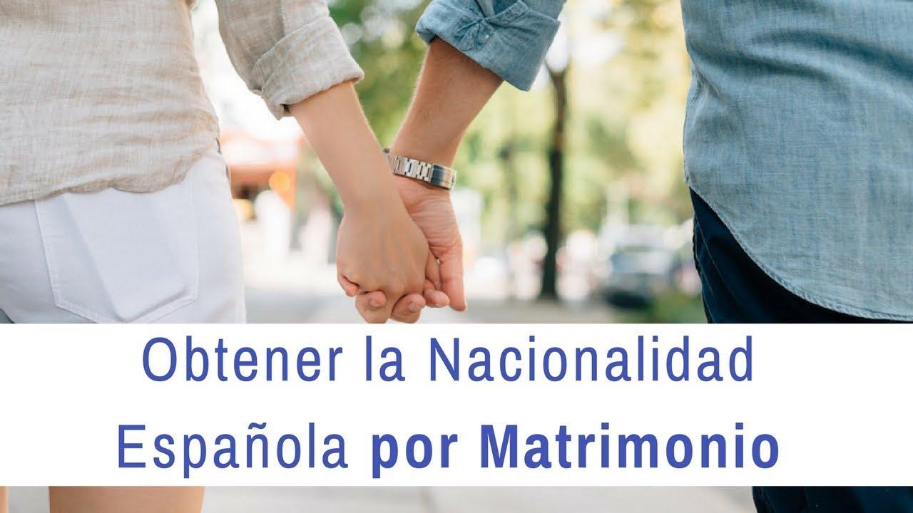 Requisitos para nacionalidad española por matrimonio en Ecuador