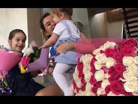Ксения Бородина показала лицо младшей дочери  Вы ахнете от её красоты!