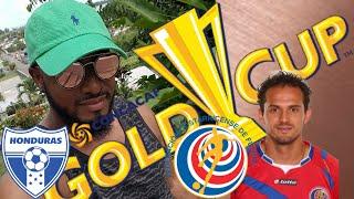 🇨🇷Costa Rica  Vs Honduras 🇭🇳 1-0 REACTION   2017 CONCACAF Gold CUP GROUP A