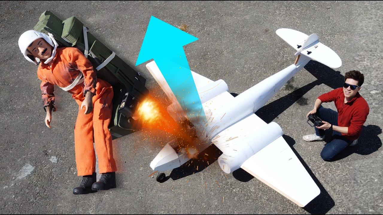 RC Plane Ejection Seat - Part 2