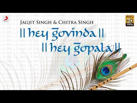 Hey Govinda Hey Gopala - Jagjit Singh | Chitra Singh | (Hindi)
