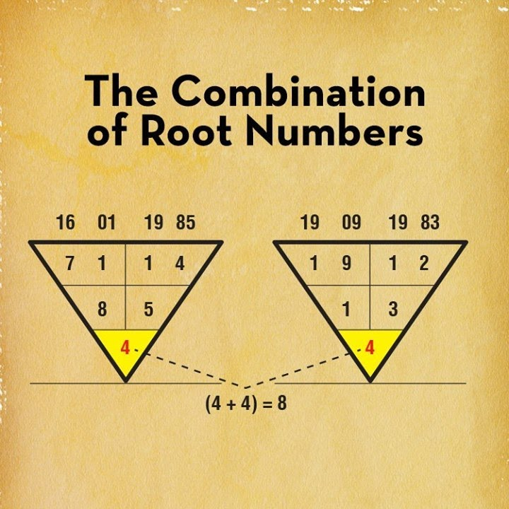 Numerology And The Divine Triangle Ebook