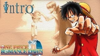Let's Play One Piece Romance Dawn [German / Blind] - Intro