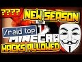 THE CRAZIEST MINECRAFT FACTIONS SEASON EVER!!