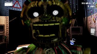 Hallucinations in FNaF 2 (Edit)