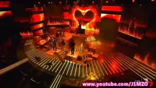 James Blunt - Bonfire Heart (Live) - Week 6 - Live Decider 6 - The X Factor Australia 2013