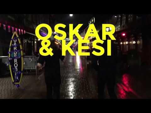 Oskar & Kesi kører limousine
