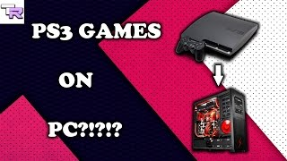 How to Setup RPCS3 on PC (Full Guide)   PS3 Emulator