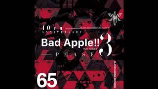 Обложка Alstroemeria Records 10th Anniversary Bad Apple Feat Nomico PHASE 3 ARCD0065 C94
