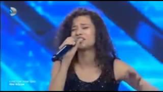 Melda Bahçıcan   Keşke Star Işığı X Factor