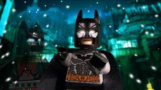 Lego Batman Arkham Knight Ending