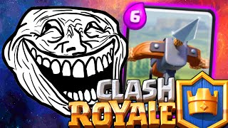 Clash Royale - XBOW KING!