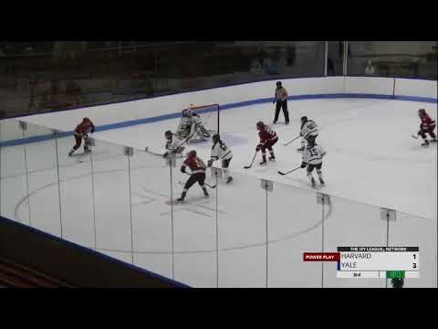 Recap: Women's Hockey at Yale