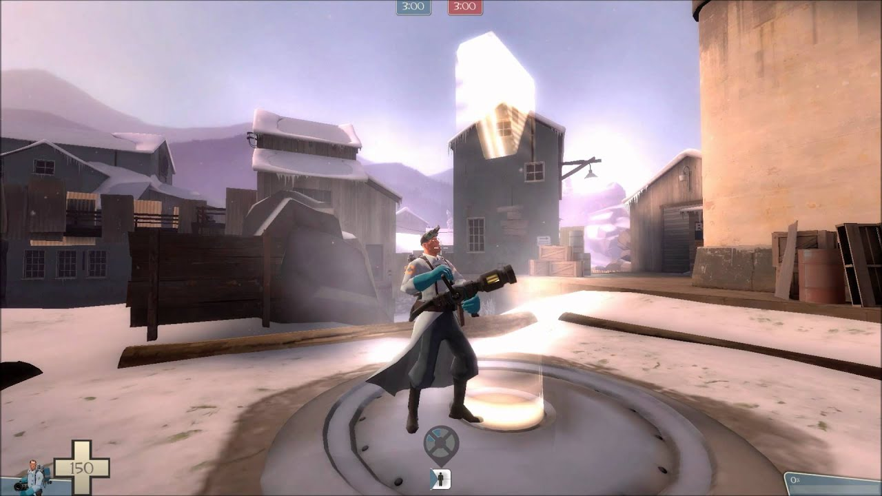 meet the medic taunt sfmc