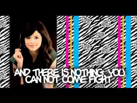 I promise you - Selena Gomez; Lyrics