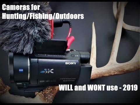 Cameras We Use To Film Hunts