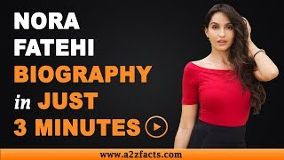 Nora Fatehi – Age, Birthday, Biography, Husband, Net Worth and More