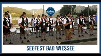 Seefest in Bad Wiessee am Tegernsee
