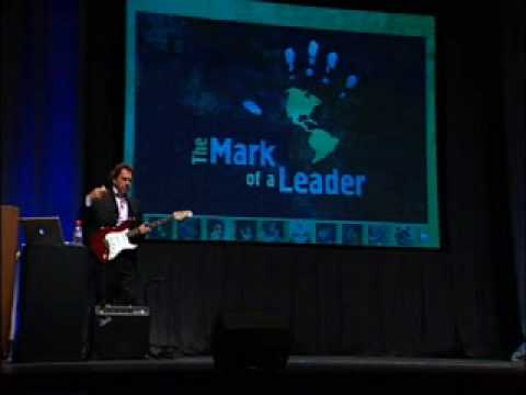 The Mark of a Leader 2010  12 Notes of Music Doug Keeley
