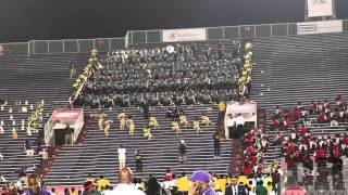 "Southern University Marching Band Plays ""If I Ruled The World"" (2015)"