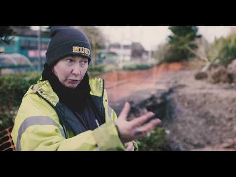 Archaeological dig at Shakespeare North Site Dig- full version
