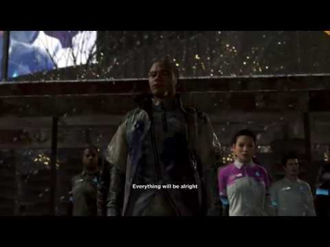 Detroit Become Human  Song of Peace