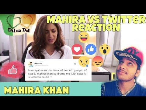 Mahira Khan Vs Social Media Reaction | Mangobaaz | Epic Q&A Of Pakistani Actress Mahira | M Bros