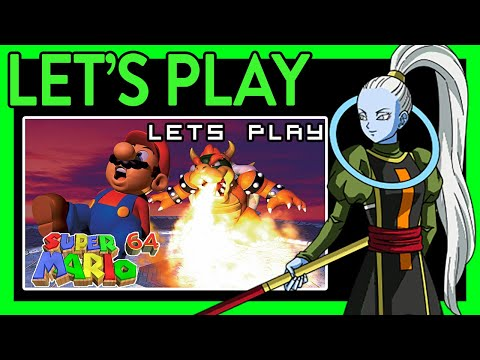 Let´s Play: Super Mario 64 en Español - HD